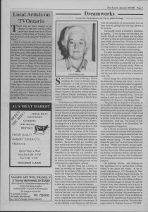 Laker Issue 34, 1988-9