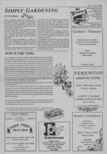 The Laker Issue 4 From Friday, June, 10, 1988.
