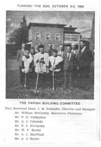 Parish Building committee. bm
