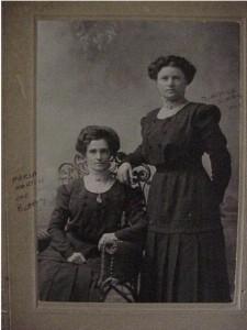 two women unidentified