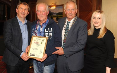 Human/environmental-rights advocate receives award in Killarney