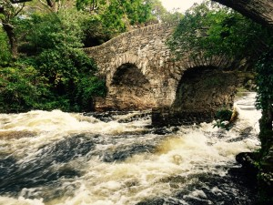 KillarneyGuide.ie Old Weir Bridge