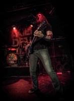 Mark Zavon of Kill Devil Hill at Vamp'd in Las Vegas