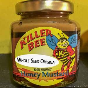 Whole Seed Honey Mustards