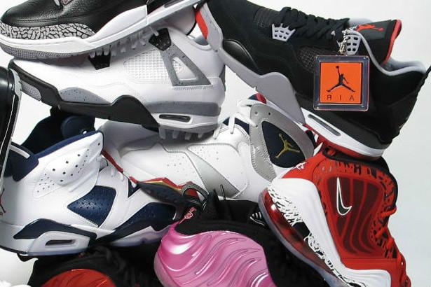 sneaker-pile feat