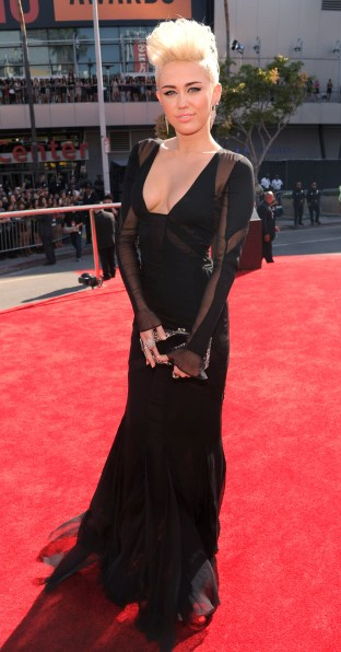 2012 MTV VMAs - wearing Emilio Pucci