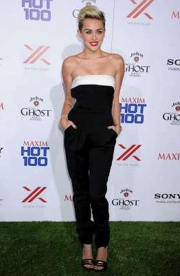 2013 Maxim Hot 100 - wearing Valentino