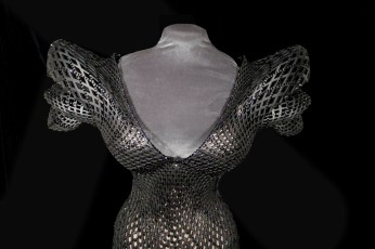3D rendering of gown