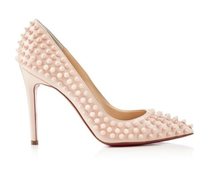 Christian Louboutin €895 - Pigalle Spike Pumps