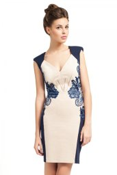 Cream & Navy Lace Detail Bodycon http://www.little-mistress.co.uk/clothing-c9/day-dresses-c16/cream-and-navy-lace-detail-bodycon-dress-p483
