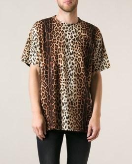 Moschino €109.20 - leopard print T-shirt http://bit.ly/1K7urva