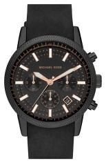 Michael Kors €151.57 - 'Scout' Chronograph Silicone Strap http://tinyurl.com/pkeof2g