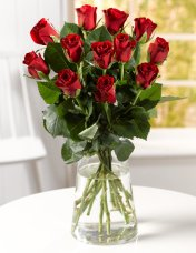 Marks & Spencers €26 - Fairtrade Roses (Available in store)