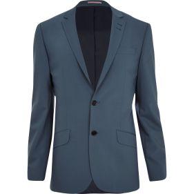 Grey Slim Suit Jacket €135 - http://eu.riverisland.com/men/suits/slim-fit/Grey-slim-suit-jacket-277696
