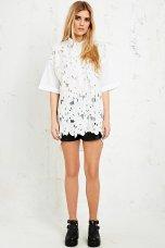 Little White Lies €124 - Penelope Oversized Shirt Dress http://tinyurl.com/paqtpub