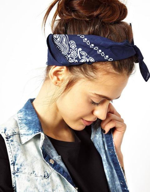 ASOS €8.43 - Bandana Print Headscarf Neckerchief http://www.asos.com/prod/pgeproduct.aspx?iid=3461950&WT.ac=ED dest prod&CTARef=Article Product1