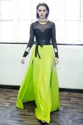 Kryptonite Maxi Skirt £40/€50 - http://www.dancingdollsuk.com/product/kryptonite/