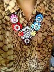 Glitz N Pieces €30 - http://glitznpieces.ie/product/dazzling-diamond-necklace/