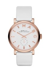 Marc by Marc Jacobs €116 - http://shop.nordstrom.com/s/marc-by-marc-jacobs-baker-leather-strap-watch-37mm/3573701