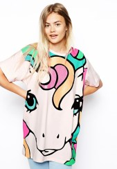 ASOS Tall €32.21 - Tunic Top With My Little Pony http://bit.ly/1A7xi28