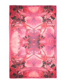 Ted Baker €105 - Orchid Print Scarf http://bit.ly/1wzq9pV