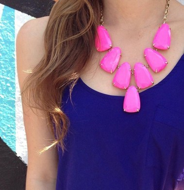 Kendra Scott €163.36 - Harlow Necklace http://bit.ly/1vXAqLe