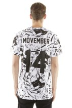 Eleven Paris €45 - Mogrown T-shirt http://bit.ly/1rG6pe1