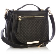Oasis €35 - Queenie Quilted Saddle Bag http://bit.ly/1A9mYIC