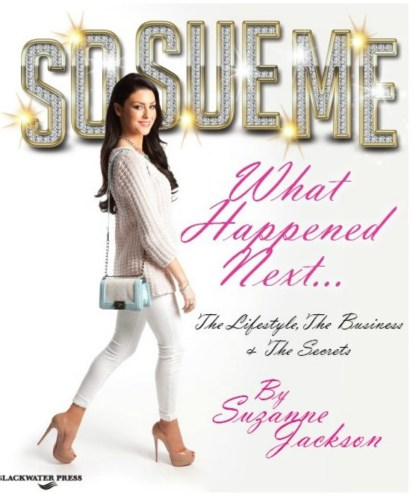 So Sue Me €19.99 - What Happened Next; The Lifestyle, The Business & The Secrets! http://bit.ly/1xfNNbI
