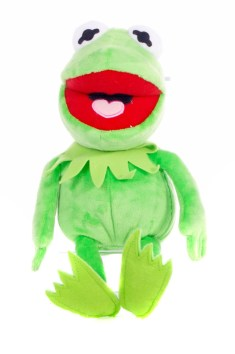 Disney The Muppets €16.25 - Flopsies 10 Kermit Soft Toy http://bit.ly/1H8YCkb