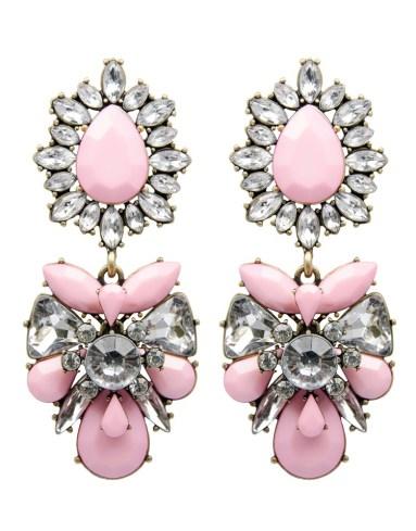 Lipsy €12.56 - Adorning Ava Heidi Ornate Jewel Earrings http://bit.ly/12i4NBU