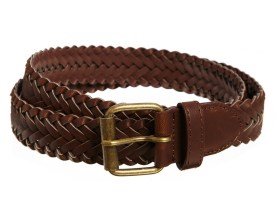 New Look €11.36 - Plaited Belt http://bit.ly/11y5Woy