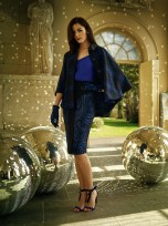 Ted Baker €310 - Lilthus Checked Cape http://bit.ly/11lEESf