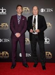 Robert Downey Jr. & Robert Duvall