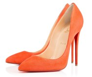 Christian Louboutin €480 - Pigalle Follies Suede http://bit.ly/163bcDe