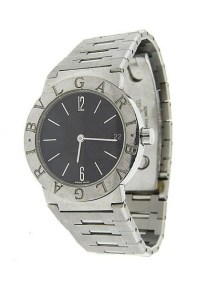 Bvlgari @ Invaluable €401 - Stainless Steel Watch http://bit.ly/133vyKH
