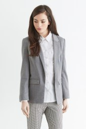 Oasis €50 - Ponte Jacket (also available in Yellow) http://bit.ly/1tXHRoX
