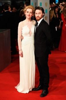 Anne-Marie Duff & James McAvoy