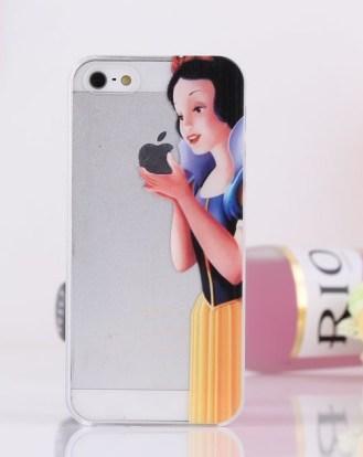 Glitz N Pieces €12.50 - Princess iPhone 5/5S/5C Cover http://bit.ly/1DYfhG4