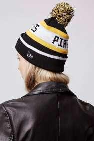 New Era €26 - Pirates Beanie Hat http://bit.ly/1ROd98C