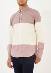 Red Block Colour Oxford Shirt €12 http://bit.ly/1FYdfqz