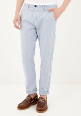 Light Blue Slim Chinos €30 http://bit.ly/1BGO3yi (more colours available)