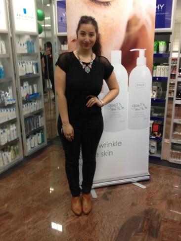 Killer Fashion Nirina Ziaja Mastering Your Makeup