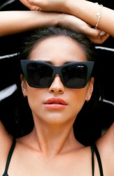 Quay Eyeware Australia €34.29 - Modern Love Sunglasses http://bit.ly/18AuT69 (As worn by Shay Mitchell of Pretty Little Liars!)