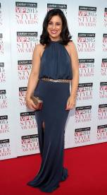 Lucy Kennedy - Click to buy Lucy's VIP Style Awards dress http://bit.ly/1QsLI59