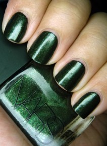 NARS €19 - Night Porter nail polish http://bit.ly/1NhQ3Fr (Photo by Polish Police)