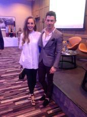 Niamh & Damien crowned Best Dressed