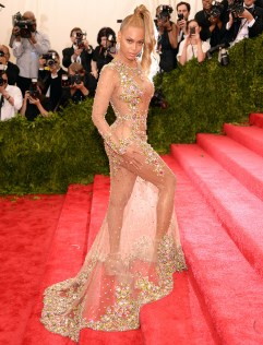 2015 MET Costume Gala - wearing Givenchy Couture