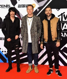 Eric Nally, Macklemore & Ryan Lewis