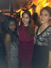 Filomena, myself and Mei Ling